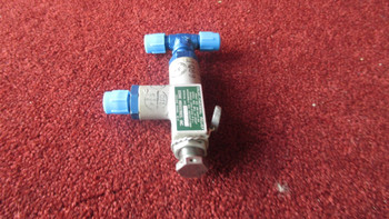 Ozone Industries Inc Valve Thermal Relief PN AN6245A4, 0Z2001AB4