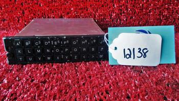 Apollo 2102 Keypad/ GPS PN 430-0251-301