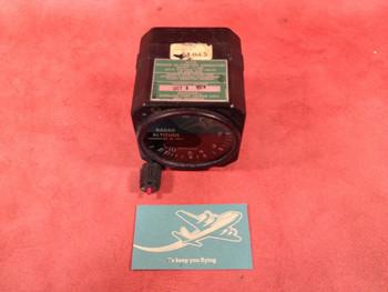 Bonzer Inc. AI-72 Radar Altimeter Indicator 10-30V PN 104-0089-02