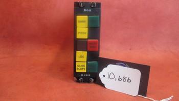 Collins 914G-1 Control Indicator 26 VDC PN 522-3918-001