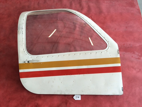 Beechcraft Bonanza E35 Cabin Door, PN 35-400010-606 (EMAIL OR CALL TO BUY)