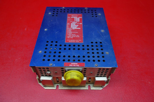 Flite-Tronics PC-17A-1 Static Inverter 28v