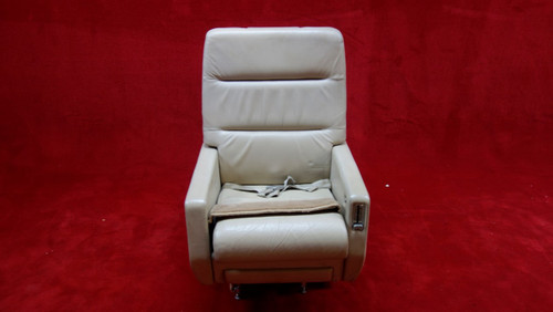 EDRA Inc. Grumman G-1159 Gulfstream 3019(D) FWD Seat W/ Seat Belt PN 303479-16 (EMAIL OR CALL TO BUY)
