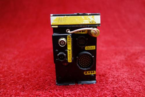 King Radio Corp. KDF 805 ADF Receiver 27.5V PN 066-1047-01