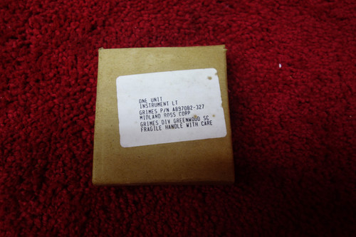 Grimes Light Wiring PN A8970B2-327