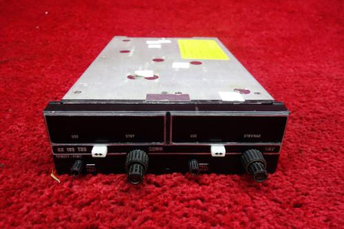 Bendix King KX 165 NAV/COMM Transceiver 28V PN 069-1025-04
