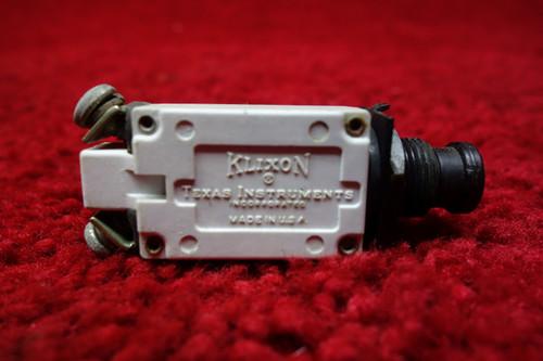 Klixon MS26574-2 Circuit Breaker PN 7274-2-2