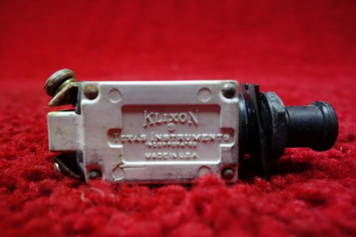 Klixon MFD-0377A Circuit Breaker PN 7277-5-7 1/2