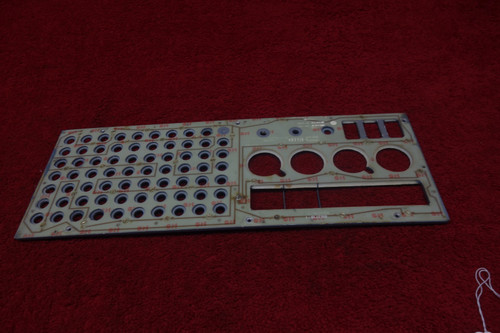 Israel Aircraft Industries Westwind 1124 Installation Panel