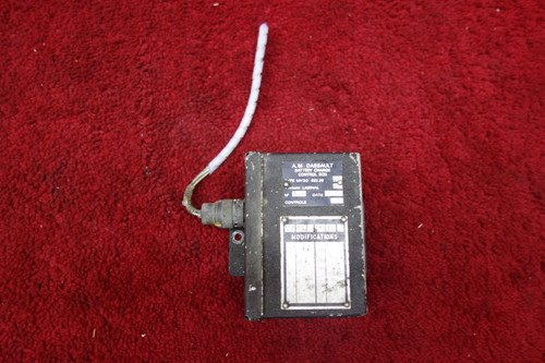 A.M Dassault MY20-632.39, MY20-632-39 Battery Charge Control Box