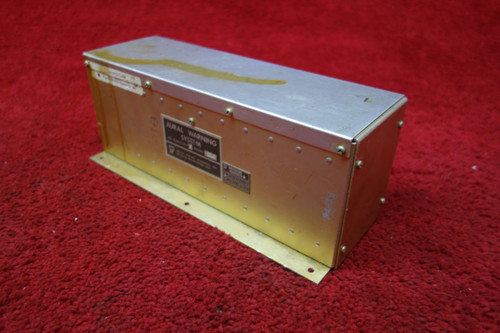 Pacific Electro Dynamics Aural Warning System PN 16340/529-5