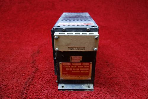 Leland, AMF Electronics ASH564-1A Static Inverter 28V