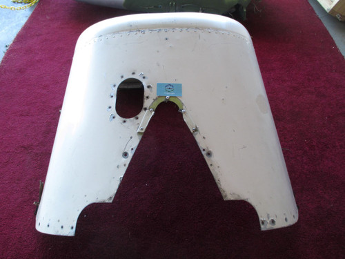Beechcraft A23-19 Lower Cowl W/ Nose Bowl (EMAIL OR CALL TO BUY)