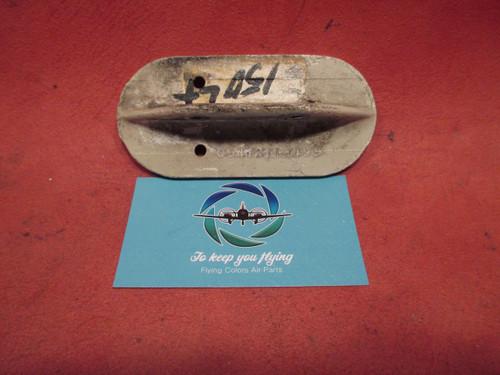 Cessna 150,152, 172, 182 LH Main Landing Gear Step PN 0541211-495