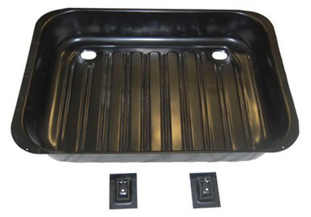 1961-64 IMPALA & FULL SIZE CHEVY TRUNK FLOOR WELL