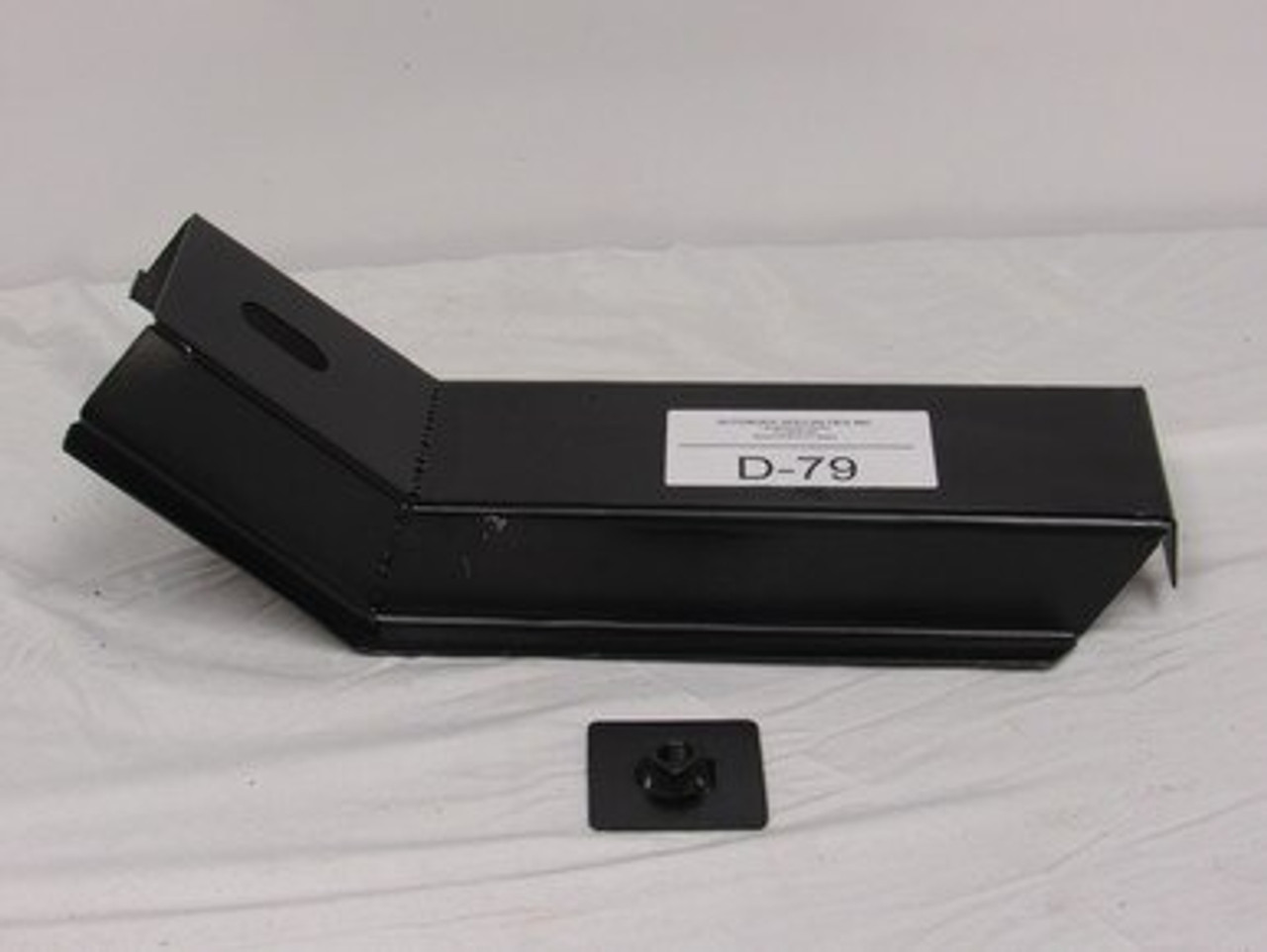 1972-1993 DODGE RAM REAR STEEL CAB MOUNT SECTION (sold as each)
