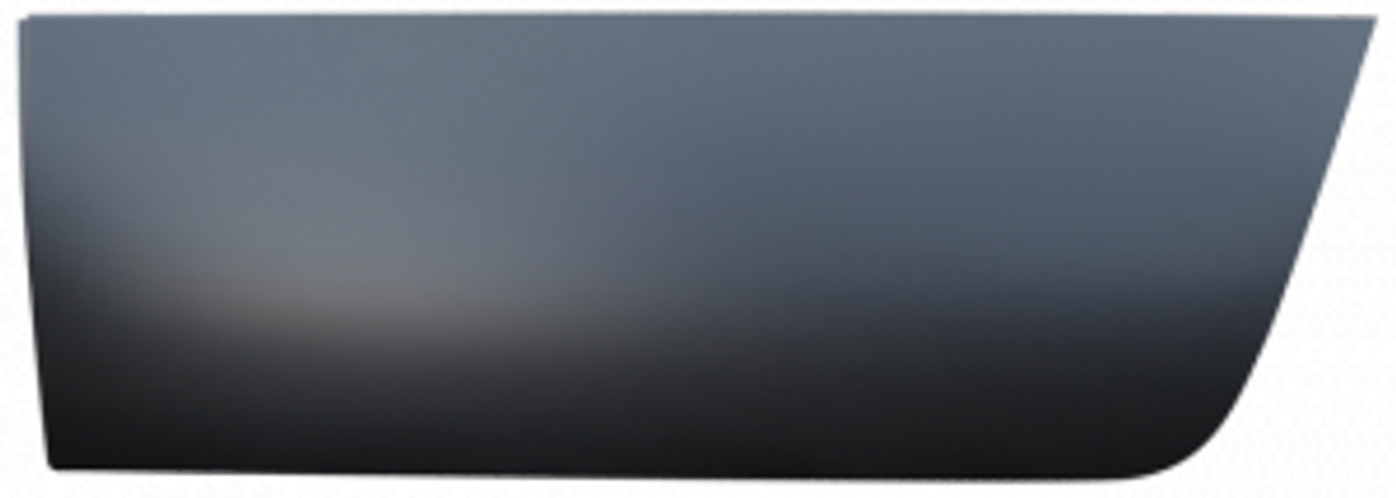 RH / 2001-07 VAN LOWER DOOR SKIN (sliding door)