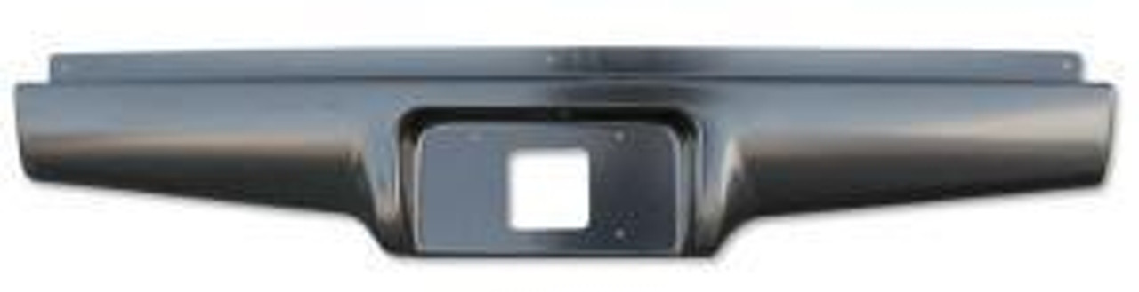 1982-1993 Chevy S10//GMC S15 p//u Steel RollPan w//plate Box on Left /& light Roll pan