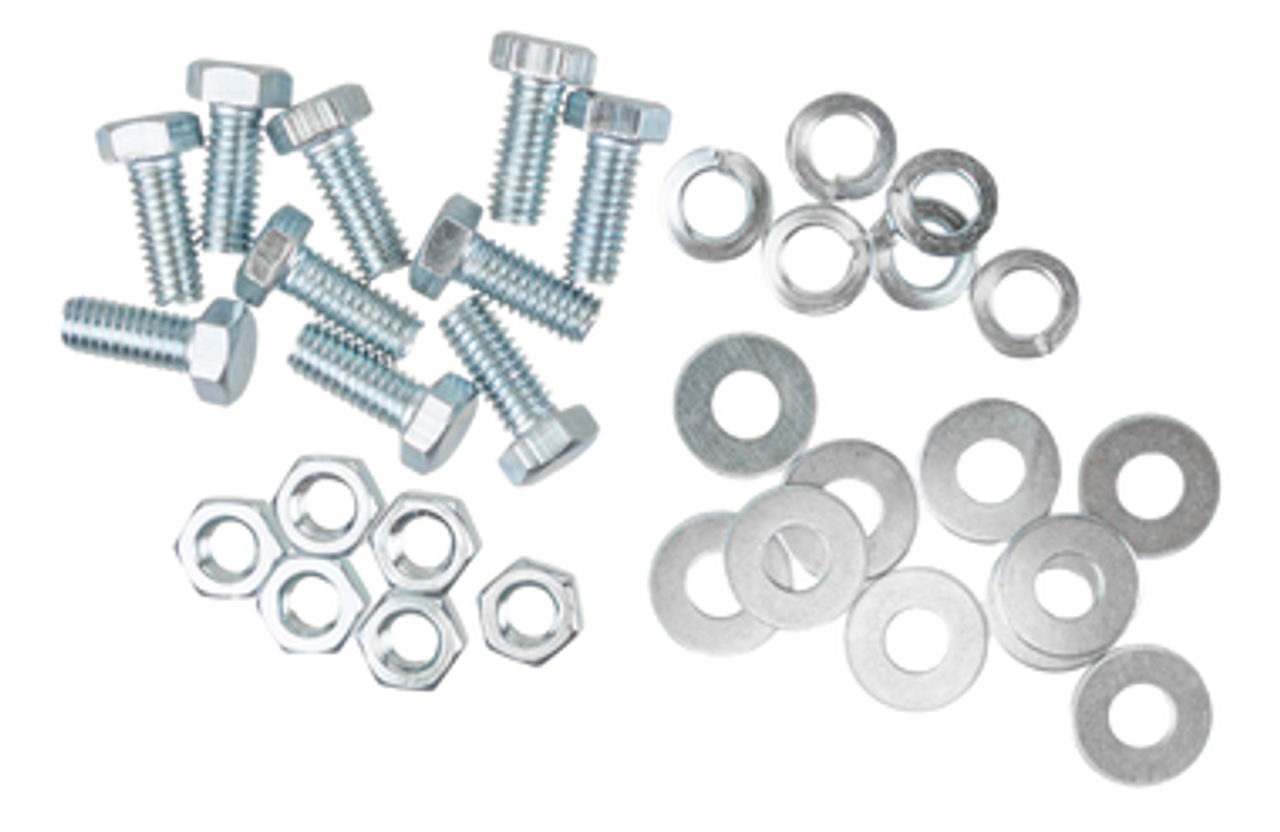 54-87 CHEVY/GMC STEPSIDE FRONT BED PANEL BOLT KIT ( 30 PCS )