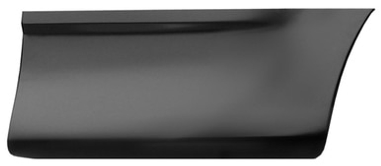 LH / 1997-2003 FORD F150 PICKUP BEDSIDE LOWER FRONT SECTION (shortbed)