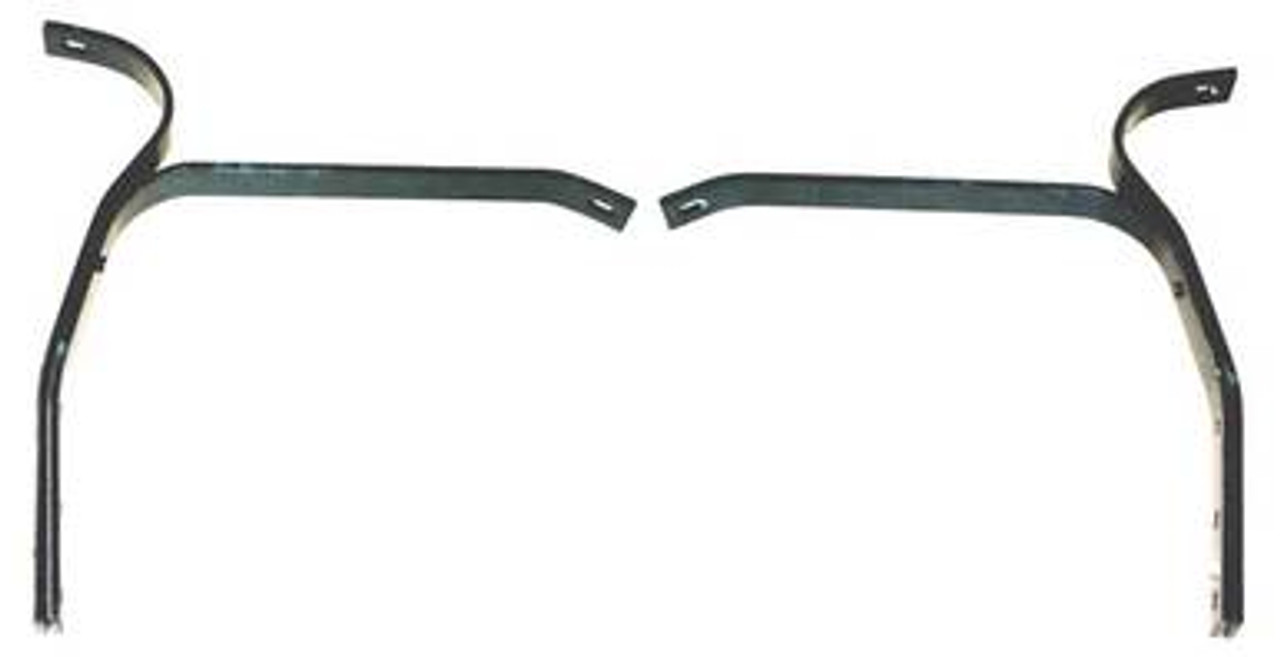 1947-55 CHEVY & GMC FRONT BUMPER BRACKET SET (2 piece set)
