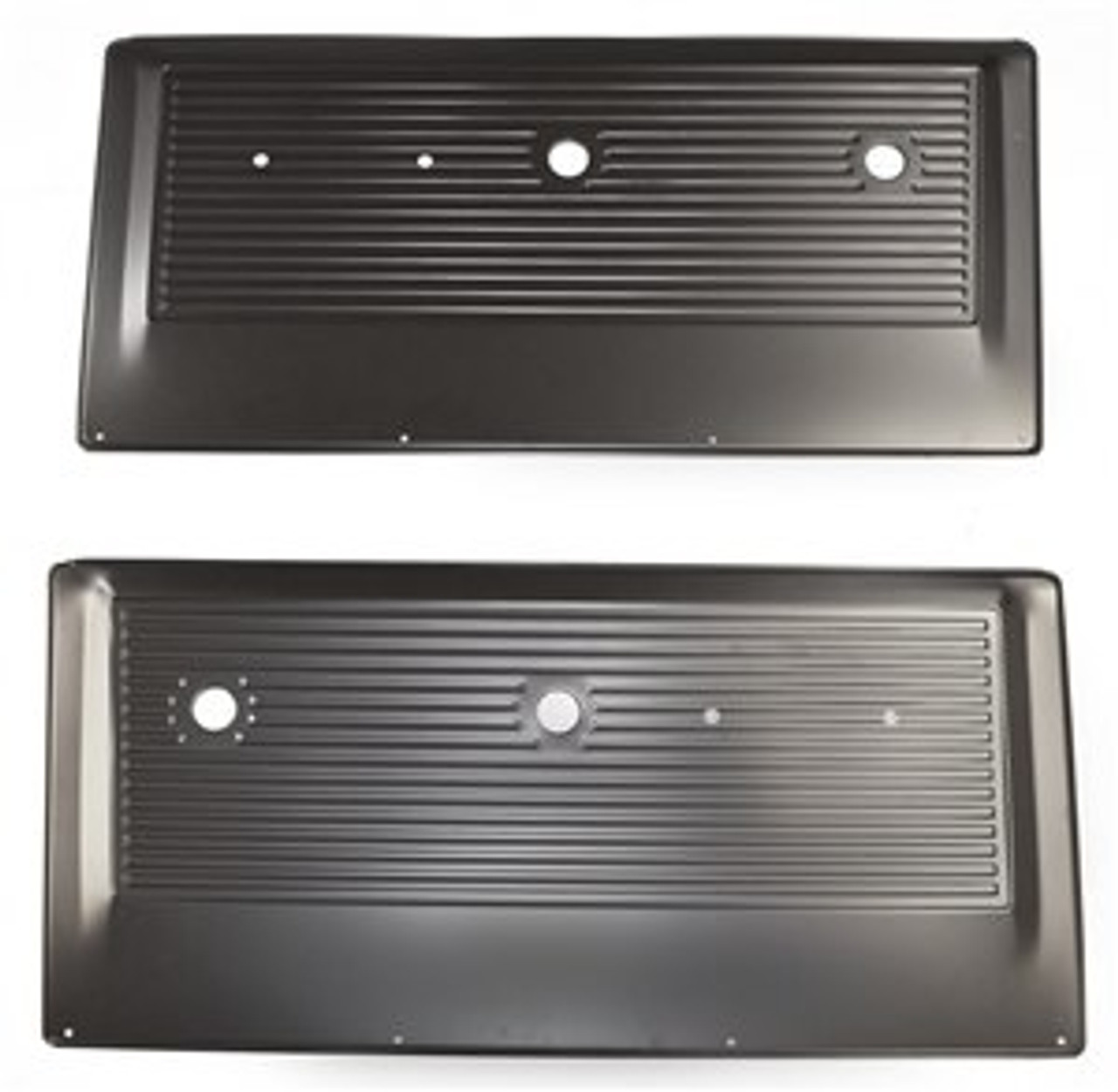 1967-1971 CHEVY & GMC PICKUP INNER DOOR PANEL SET (sold as a pair)