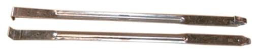 1967-1969 CAMARO & FIREBIRD GAS TANK STRAPS (sold as a pair)