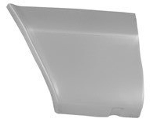 LH / 1964-65 CHEVELLE & ELCAMINO FRONT FENDER-LOWER REAR SECTION