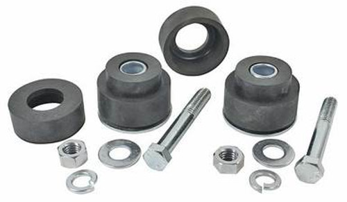 1968-72 GM A-BODY & 1968-72 IMPALA CORE SUPPORT BUSHINGS & HARDWARE KIT (except pontiac)