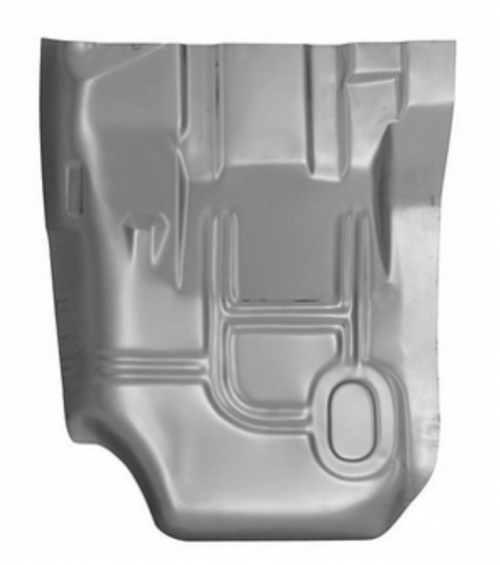 RH / 1973-1977 GM A-BODY REAR FLOOR PAN PATCH