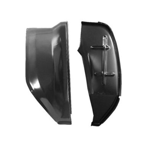 LH / 1968-72 GM A-BODY COMPLETE SIDE COWL PANEL