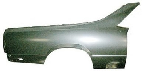 RH / 1978-87 ELCAMINO FACTORY STYLE REAR QUARTER PANEL