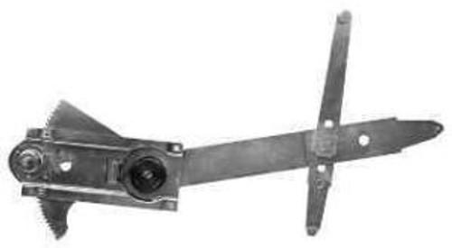 RH / 1966-67 GM A-BODY MANUAL WINDOW REGULATOR-FRONT DOOR