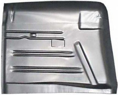LH / 1959-60 IMPALA & FULL SIZE CHEVY FRONT FLOOR REPAIR PANEL