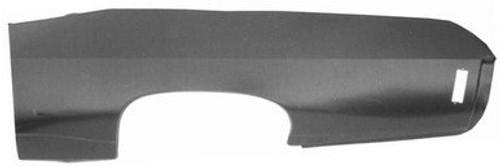 RH / 1969-70 IMPALA & CAPRICE REAR QUARTER PANEL SKIN