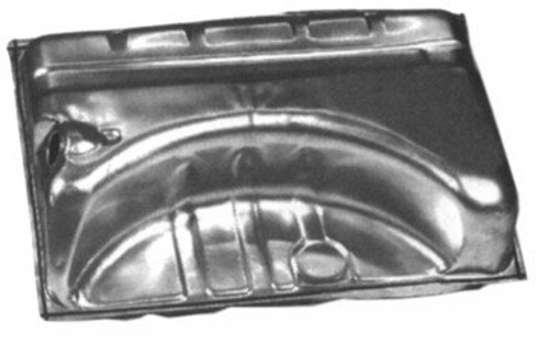 1963 DART & VALIANT GAS TANK WITH GROMMET, NO NECK