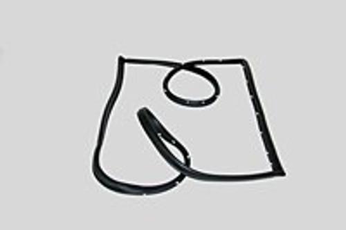 RH / 1971-95 CHEVY & GMC VAN SIDE CARGO DOOR-DOOR WEATHERSTRIP