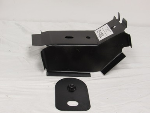 LH / 1994-2001 DODGE RAM PICKUP STEEL CENTER CAB MOUNT W/ NUT PLATE (except 2 door standard cab)