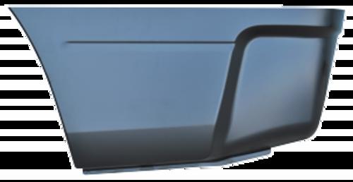 LH / 2009-2017 DODGE RAM BEDSIDE LOWER REAR SECTION (96 in. bed)