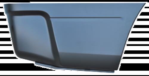 RH / 2009-2017 DODGE RAM BEDSIDE LOWER REAR SECTION (96 in. bed)