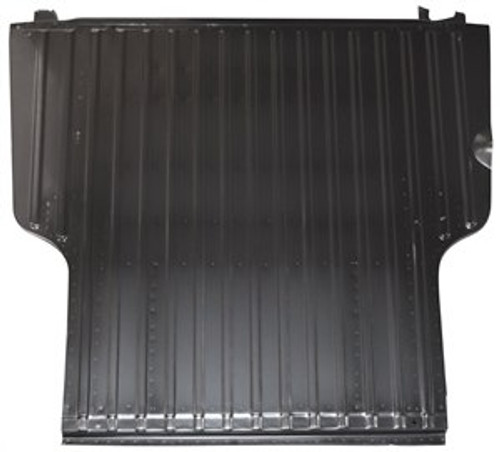1968-1972 ELCAMINO COMPLETE BED FLOOR PAN (with roll pan)