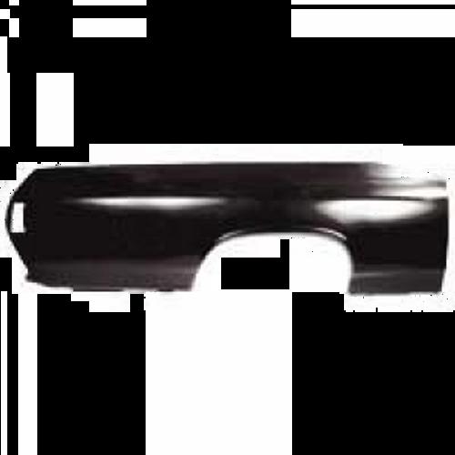 RH / 1968-72 ELCAMINO REAR QUARTER SKIN