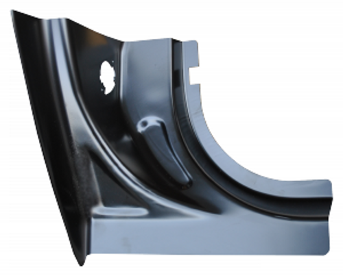 RH / 1978-1988 G-BODY LOWER REAR DOOR PILLAR (except elcamino)