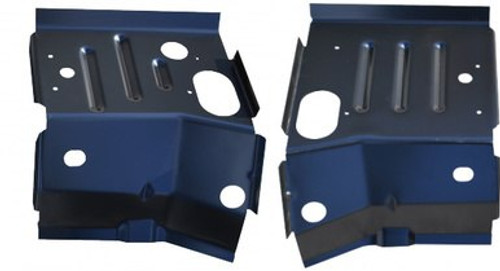 1980-1996 FORD PICKUP & BRONCO FRONT STEEL CAB MOUNT (sold as a pair)