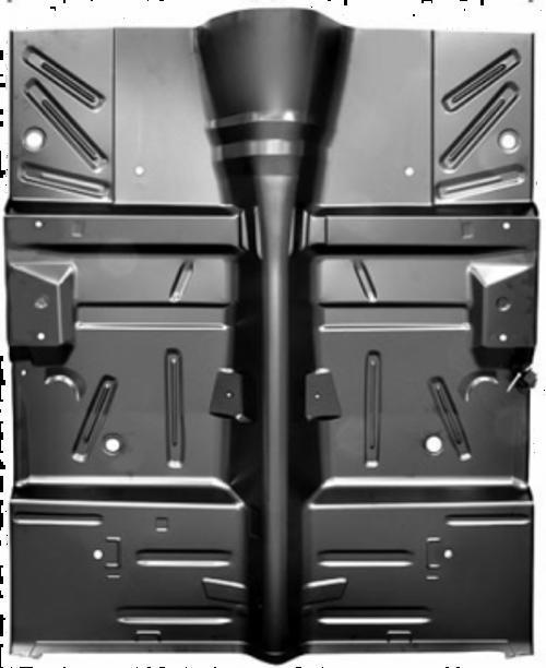 1960-1965 FALCON / RANCHERO / COMET COMPLETE CAB FLOOR PAN