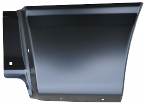 RH / 2002-05 FORD EXPLORER & MOUNTAINEER REAR QUARTER-LOWER REAR SECTION