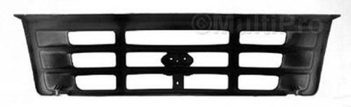 1992-98 FORD TRUCK BLACK GRILLE W/O LIGHTING