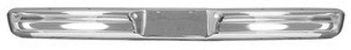 1964-1972 FORD PICKUP CHROME REAR BUMPER-STYLESIDE