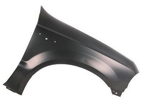 RH / 1999-07 SUPERDUTY & 2000-05 EXCURSION FRONT FENDER (without molding holes)