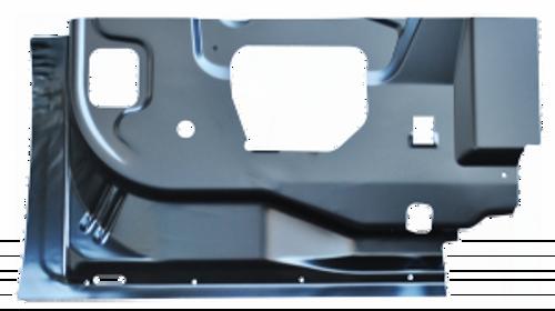 LH / 1999-2016 FORD SUPERDUTY INNER DOOR BOTTOM-REAR DOOR (4 door extended cab)